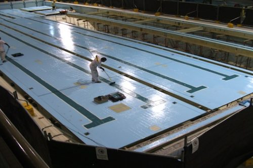 1 d - olympic pool - homebush - pool painting & renovation
