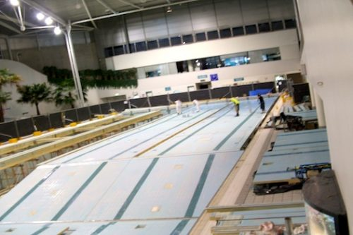 1a - olympic pool - homebush - pool painting & renovation
