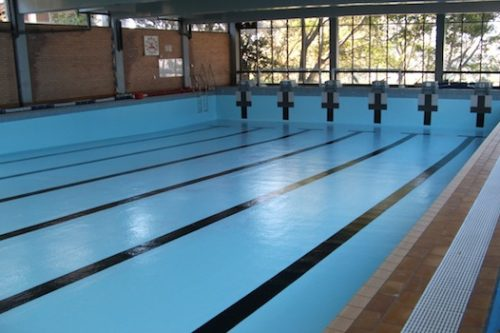 3 - Wenona girls school, North Sydney NSW 2060 - commerial pool renovation