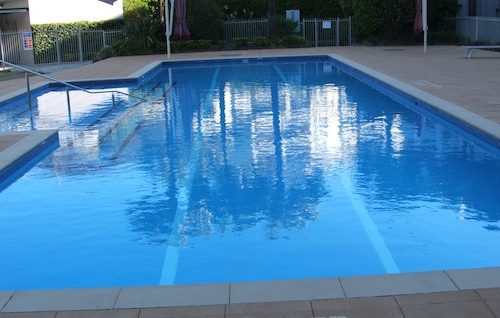 5a commercial swimming pool renovation - Five Dock, NSW