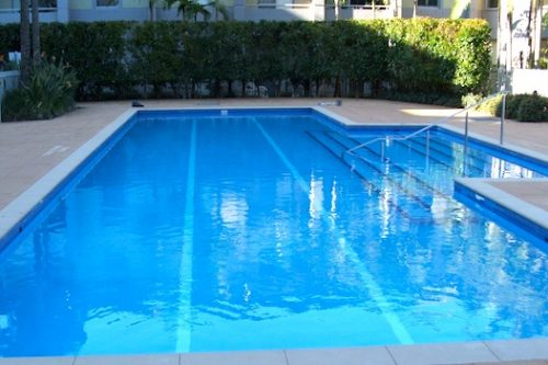5b commercial swimming pool renovation - Five Dock, NSW