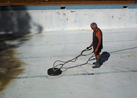 8d - olympic pool - Sydney - pool painting & renovation
