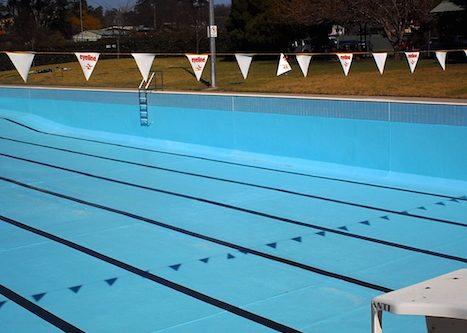 8u - olympic pool - Sydney - pool painting & renovation