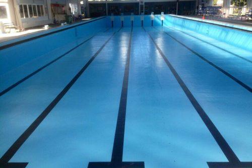 Olympic Pool Renovation