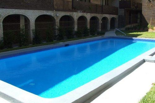 Pool in Unit Block